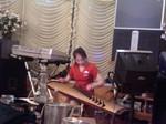 ピョンヤンレストラン・元喜び組、琴演奏